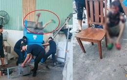 Người đàn ông không may ngã chúi đầu vào máy nghiền gạo đang chạy bị cuốn cụt cả 2 tay, hình ảnh hiện trường gây ám ảnh
