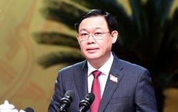 Ông Vương Đình Huệ được bầu làm Chủ tịch Quốc hội với số phiếu tán thành cao