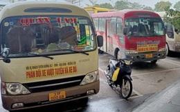 """Nghệ An: Các nhà xe đình công vì bị """"cướp"""" khách sẽ hoạt động trở lại vào ngày 7/3"""