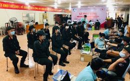 TP.HCM: Hàng trăm cảnh sát đặc nhiệm hiến máu tình nguyện