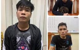 Bắc Giang: Bắt 3 đối tượng cướp tài sản người đi đường giữa đêm