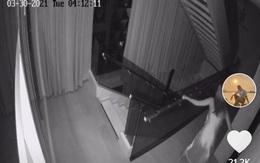 Vụ mất trộm bạc tỷ của Ngọc Trinh đang gây tranh cãi, Vũ Khắc Tiệp có động thái lạ trên MXH liên quan đến clip CCTV?