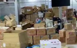 5.000 người xem livestream, mỗi ngày chủ kho xuất 1.000 đơn TPCN giả cùng nhiều loại hàng nhái