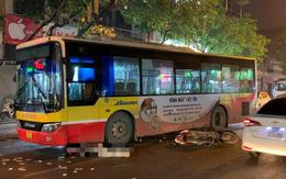 Hà Nội: Người đàn ông bị xe buýt chèn qua người tử vong