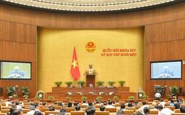 Hôm nay, Quốc hội tiến hành thủ tục miễn nhiệm Thủ tướng Chính phủ, Chủ tịch nước
