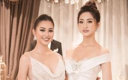 """Bị chê non trẻ khi ngồi """"ghế nóng"""" Miss World Vietnam, Tiểu Vy và Lương Thuỳ Linh nói gì?"""