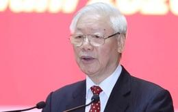 Quốc hội miễn nhiệm Chủ tịch nước Nguyễn Phú Trọng