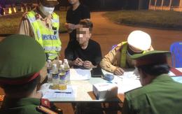 Trong một đêm, phát hiện 2 tài xế dương tính ma túy khi lưu thông trên cao tốc Hà Nội – Quảng Ninh