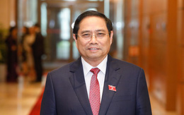 Ông Phạm Minh Chính được giới thiệu để Quốc hội bầu làm Thủ tướng Chính phủ
