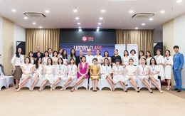 Học viện Ura Academy: Học nghi thức quốc tế bước tiến nhanh hơn đến thành công