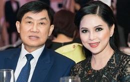 Diễn viên Thuỷ Tiên đã được bố chồng tỷ phú của Tăng Thanh Hà 'cưa đổ' thế nào?