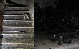 TP.HCM: Cháy nhà 3 tầng vào rạng sáng, 5 người mắc kẹt kêu cứu