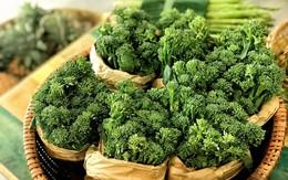 9 loại rau ăn hàng ngày nếu không muốn rước hại vào thân cần làm như sau trước khi nấu