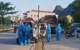 Quảng Bình: Cháu bé 5 ngày tuổi dương tính với SARS-CoV-2, lên phương án đón công dân từ các tỉnh phía Nam về quê tránh dịch
