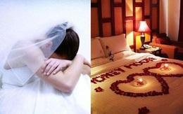 Đêm tân hôn chồng bỏ lại tôi một mình vì một bí mật động trời