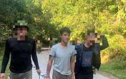 Bắt nghi phạm chém người rồi lẫn trốn vào rừng VQG Phong Nha - Kẻ Bàng