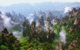 Thiên đường nơi hạ giới - Trương Gia Giới hùng vĩ như bước ra từ những bộ phim thần thoại