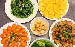 Lời khuyên hữu ích của bác sĩ dinh dưỡng giúp người cao tuổi sống vui, khỏe