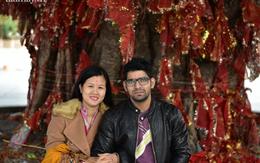 """Cô vợ Việt lấy chồng Ấn quen qua mạng: Người đàn ông từ chối hôn nhân sắp đặt và điều khiến nàng dâu """"tẩu hỏa nhập ma"""" trong 3 ngày 3 đêm đám cưới!"""