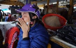Vụ cháy chợ Núi Đèo (Thủy Nguyên, Hải Phòng): Phút chốc hàng trăm tiểu thương trắng tay