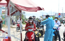 Người dân các tỉnh miền Tây bắt đầu quay trở lại Sài Gòn
