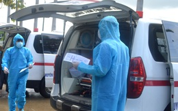Nam sinh viên quê Thái Bình dương tính với SARS-CoV-2 đi từ ổ dịch TP HCM về