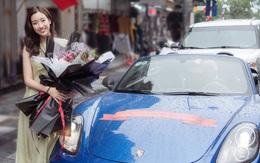Đỗ Mỹ Linh được tặng siêu xe trong ngày sinh nhật tuổi 25?