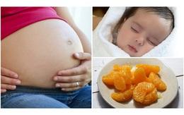 Muốn con khỏe mạnh, thông minh, ngay từ khi mang thai mẹ bầu cần làm tốt điều này