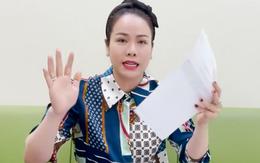 Nhật Kim Anh sao kê 880 triệu, sẵn sàng hợp tác với cơ quan chức năng