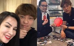"""Xuất hiện hình ảnh quản lý Phi Nhung đến nhà con gái nữ ca sĩ """"chia tài sản""""?"""