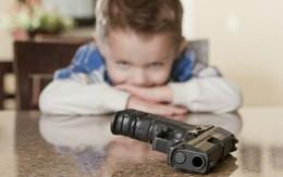 Bố đối mặt tội ngộ sát vì để con 2 tuổi nghịch súng, bắn chết mẹ