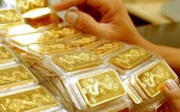 Cú sụt bất ngờ, giá vàng mất mốc 58 triệu đồng/lượng