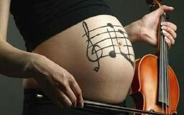 Mẹ bầu nghe nhạc để con thông minh, nghe sao cho đúng cách?
