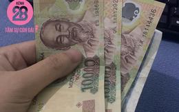 """Dân mạng giải bài toán """"chồng đưa vợ 35 ngàn đồng lo tiền ăn trong 2 ngày"""""""