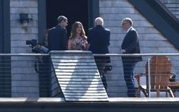 """Bill Gates và vợ cũ lần đầu xuất hiện cùng nhau sau vụ ly hôn """"bom tấn"""""""
