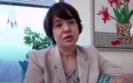 """MC Diễm Quỳnh tiết lộ lý do """"nhảy vực"""" ở tuổi 49 và vị trí Giám đốc VFC"""