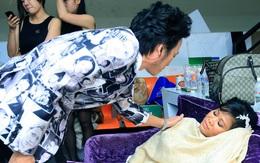 Con gái nuôi của Hoài Linh sức khỏe nguy kịch
