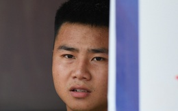 Văn Toản mất người thân khi đang hội quân cùng U23 Việt Nam