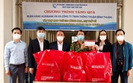 Nghệ An: Trao gần 1.400 suất quà cho các trẻ về quê tránh dịch