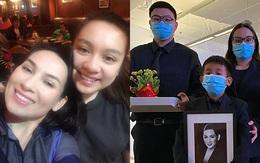 Chồng con kín tiếng của con gái Phi Nhung ở Mỹ: Xót xa cháu thứ 2 chưa được gặp bà ngoại