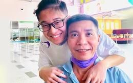 MC Thảo Vân: 'Con trai luôn yêu bố Công Lý vô điều kiện'