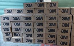 Khuôn viên Trung ương Hội chữ thập đỏ ở TP HCM chứa hàng vạn khẩu trang y tế 3M nghi giả mạo