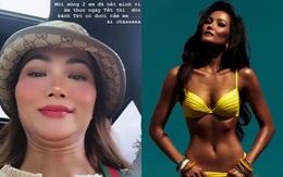 """Cân nặng gần 70kg, H'nen Niê bị bụng ngấn mỡ, nọng cằm, Hoa hậu quyết """"phục thù"""" lấy lại vòng eo 56"""