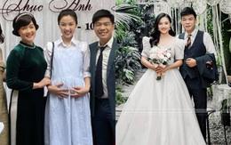 """Đời thực bên vợ diễn viên múa của Long """"đần""""- con rể hụt Vân Dung trong """"11 tháng 5 ngày"""""""