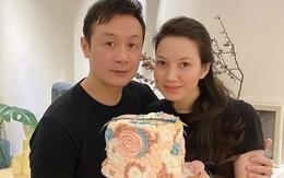 MC Anh Tuấn hạnh phúc đón sinh nhật bên vợ trẻ