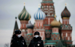 Moscow ban bố lệnh phong tỏa