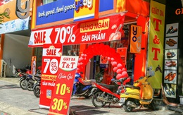 Phố thời trang ở Đà Nẵng giảm giá đến 70% vẫn ế ẩm