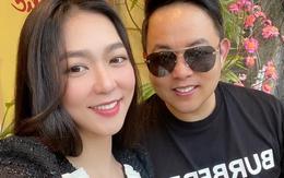 Nhan sắc 'người tình tin đồn' của ca sĩ Quang Lê
