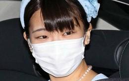 Công chúa Mako diện kiến Nhật hoàng trước đám cưới