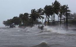 Áp thấp nhiệt đới khả năng mạnh lên thành bão giật cấp 10